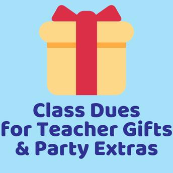 Class Funds Reminder
