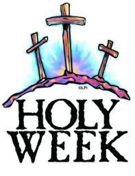 Holy Week at SFX Parish