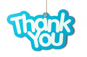 Thank you, thank you, thank you!!