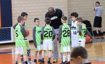 7/8 Grade Boys Spring Basketball