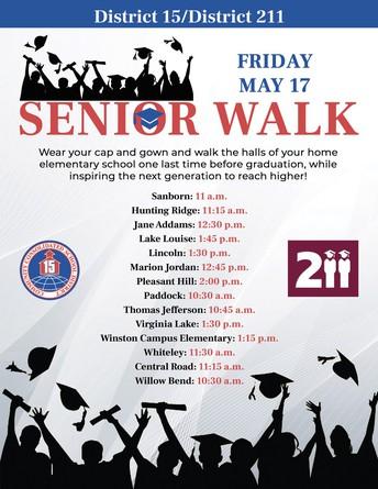 Senior Walks