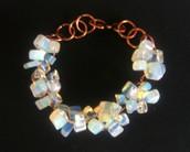 The Opalite bracelet