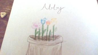Abby C., Grade 4