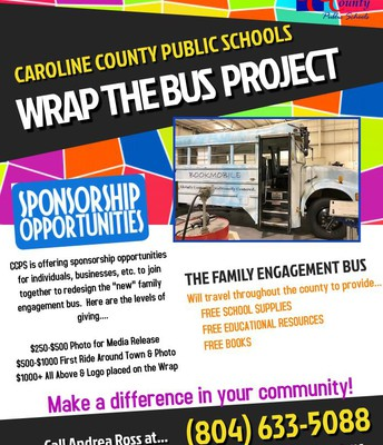 Wrap the Bus Project!