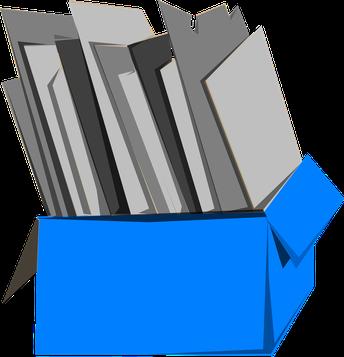 The Blue Band Box