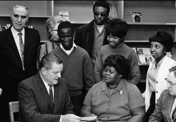 Black History Month - Marjorie Wilkins