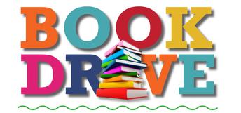 WBMS October Book Drive-Literacy Focus