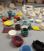 Projects from ceramics