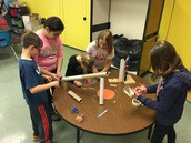 Designing and building catapaults