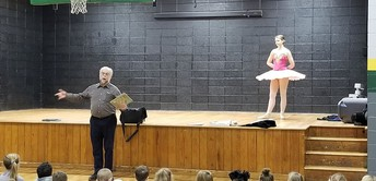 Alabama Youth Ballet Visit