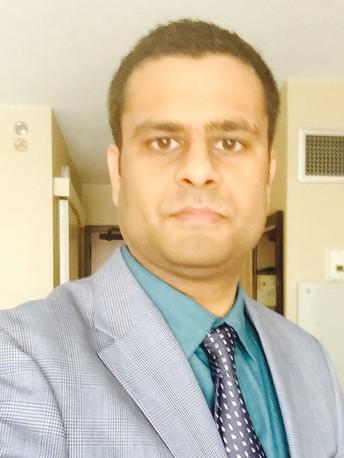 RAGHU GANDHI, MD, MBBS – CAP FELLOW AACAP AWARD
