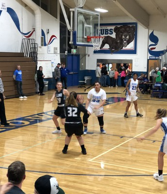 Lady Bulldogs Square Off Against SW Cubs