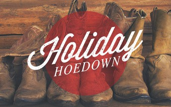 """Santa's Holiday Hoedown"" Dec.6th  presented by the 4th grade class and Honor Choir"