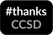 Be a Part of #thanksCCSD