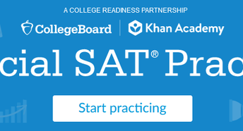 Click here for Official SAT Practice