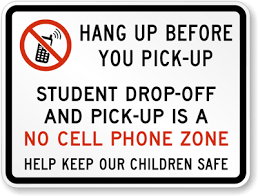 Parking Lot Safety - Please watch for Staff & Students