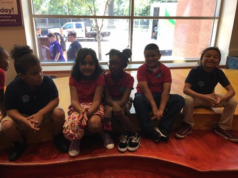 1st Grade at Marbles Museum