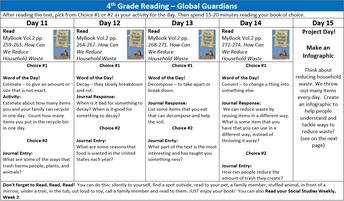 Reading: April 6-10
