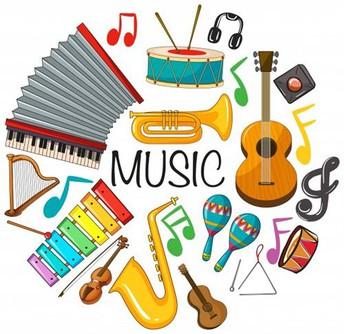 Message from Music Teacher