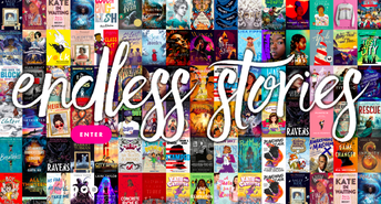 North Texas Teen Book Festival Goes Virtual!