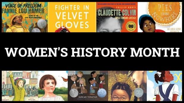 Women's History Read Alouds