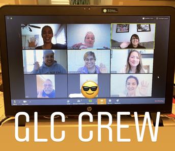 GLC Crew Touches Base