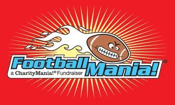 Football Mania sponsored by P.I.E.