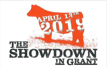 The ShowDown in Grant 2019