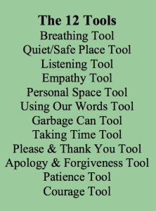 Toolbox-Social Emotional Tools to Develop Resilience