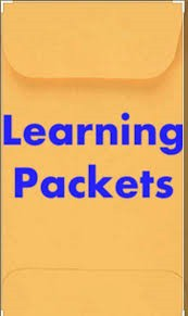 Distance Learning Packets