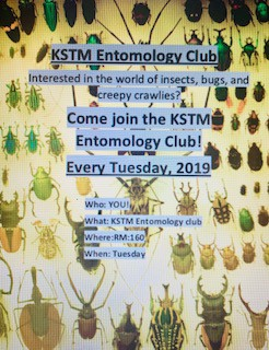 Entomology Club Sponsor Dr. Contreras