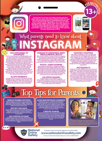 What Parents Need to Know About Instrgram.