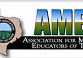 Logo for Association for Migrant Educators of Texas