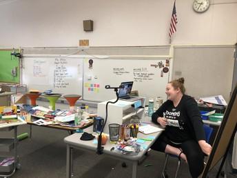 Ms. Alton DIstance Learning Fun