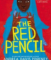 The Red Pencil by Andrea Davis Pinkney