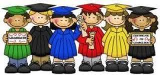 May 22 - Kindergarten Graduation