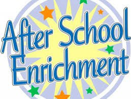 After School Enrichment Program Fall 2018