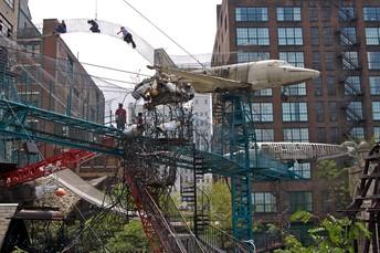 City Museum Drone Tour
