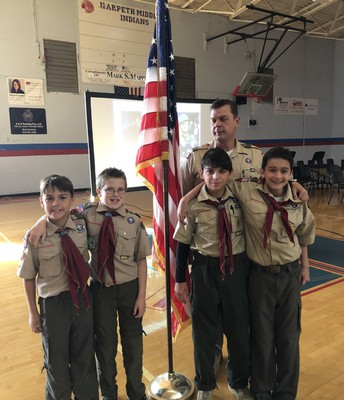 Boy Scout Troop 594