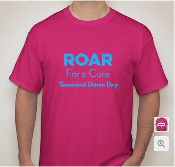 ROAR for a Cure--TMS Denim Day/Pink Out--October 26