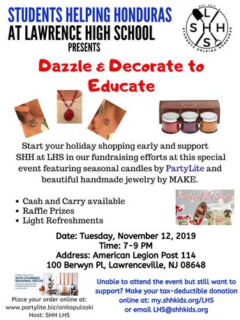 Dazzle and Decorate