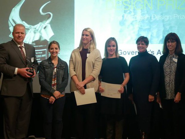 2017-2018 MI Design Prize Governor's Award