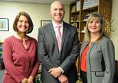 New principals named at Parkway, Cove Creek schools