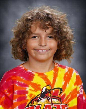 Gavin Doyle - 3rd Grade