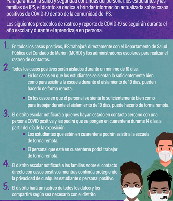 COVID-19 Contact Tracing Protocol - Spanish