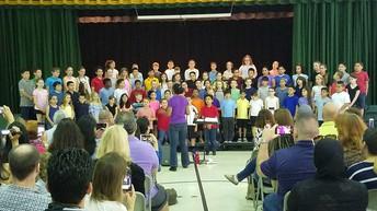 3rd Grade Spring Concert