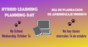 miercoles 14 de octubre no hay clases