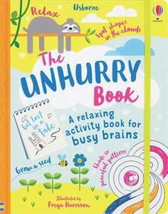 Unhurry or Unworry Book - 12.99