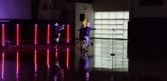 Serious Dancing Skills!