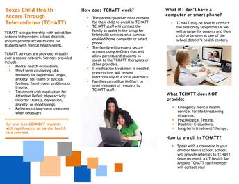 Texas Child Health Assess Through Telemedicine